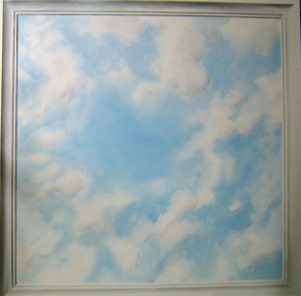 Himmel Deckenbild